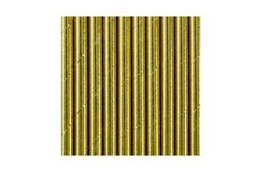 10 Pailles dorées