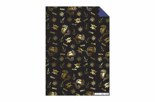 Papier cadeau Pirate