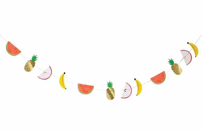 Grande Guirlande - Fruits