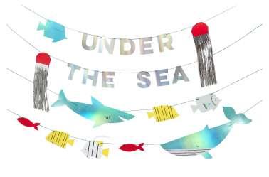 Méga guirlande - Sous la Mer