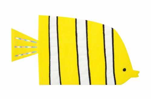 Serviettes poisson tropical - Sous la Mer