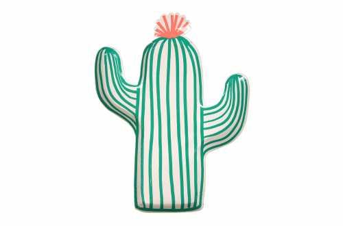 12 Assiettes - Cactus