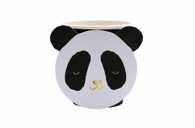 8 Gobelets - Panda