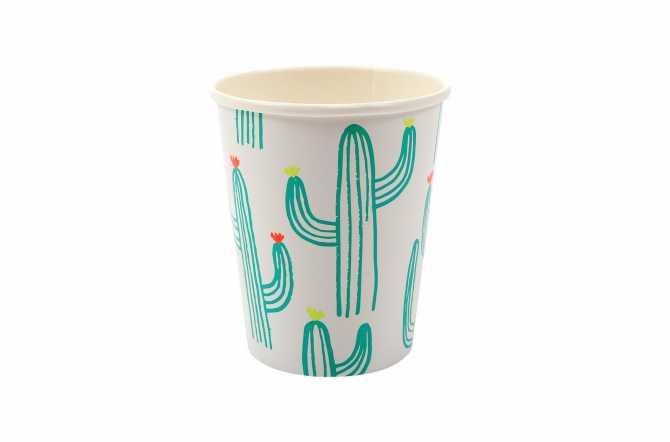 12 Gobelets - Cactus