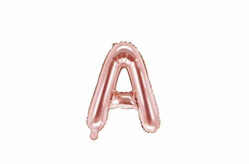 1 Petit ballon lettre rose - 35 cm
