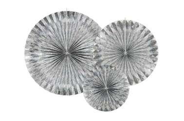 3 Rosaces décoratives - holographique