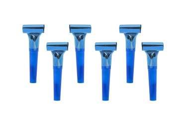 6 Sans-gênes - bleu
