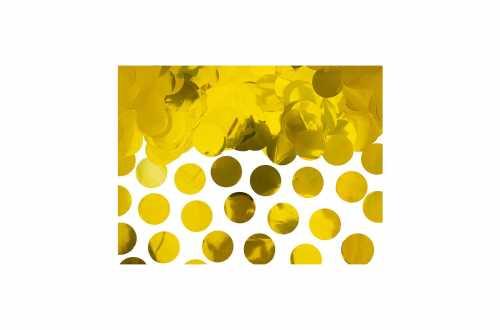 Confettis cercle - doré
