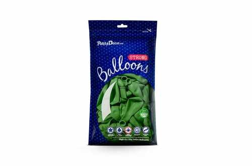 10 Ballons de baudruche - vert pastel
