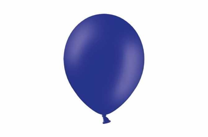 10 Ballons de baudruche - bleu royal pastel