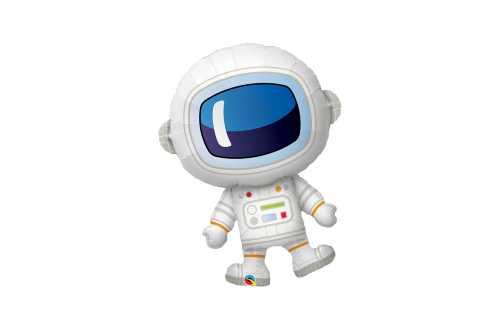 Grand ballon aluminium Astronaute – 94 cm