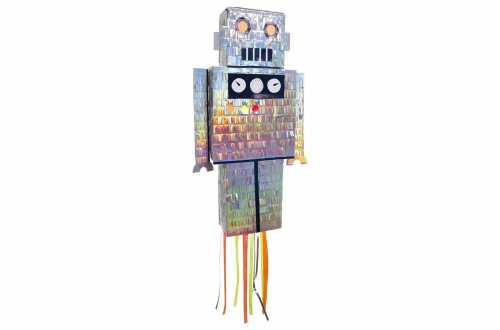 Grande piñata – Robot
