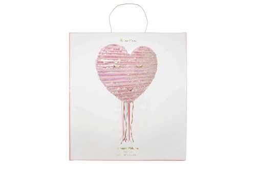 Grande piñata – Cœur