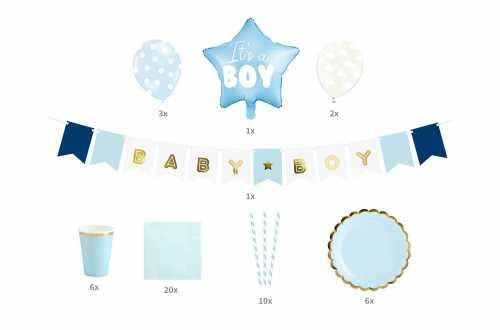 Kit baby shower garçon – It's a BOY