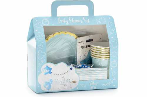 Kit baby shower garçon – It's a BOY