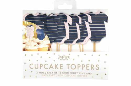 toppers gender reveal