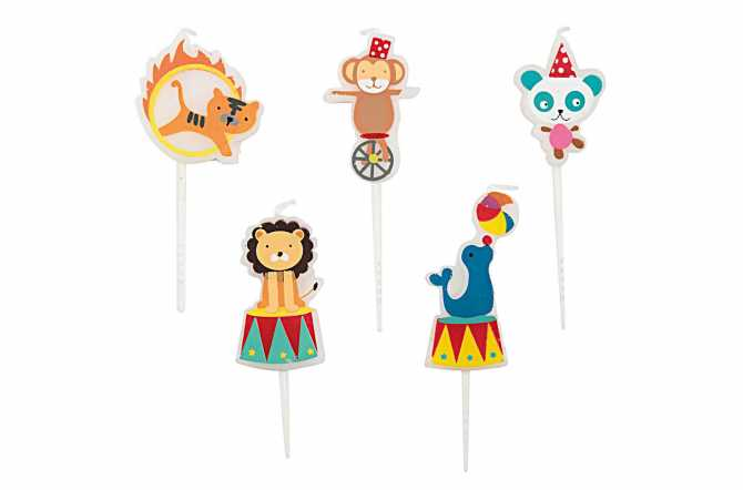 5 Bougies Cirque