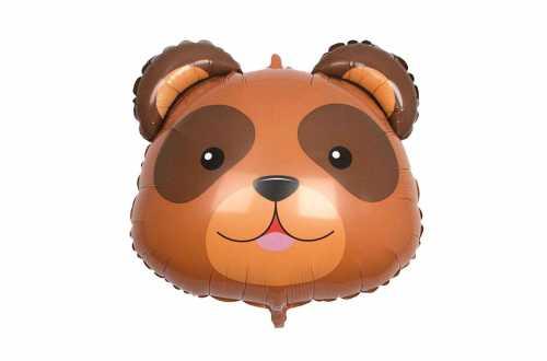 Ballon tête de bébé ours - 74 cm