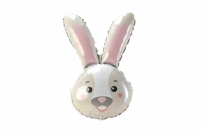 Grand ballontête de lapin-94 cm