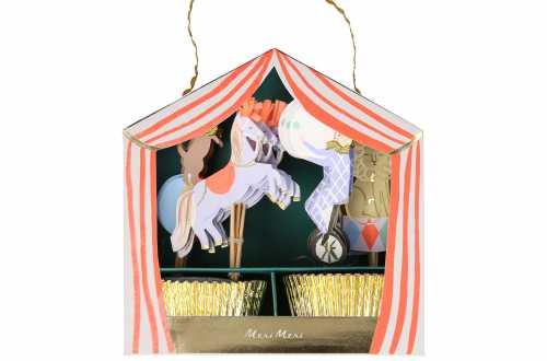 caissette cirque