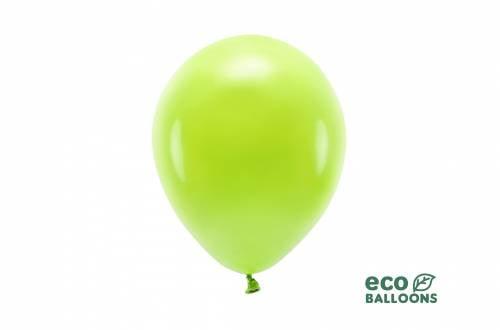 Ballon vert pour fête verte
