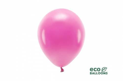 Ballons écologiques rose fuchsia