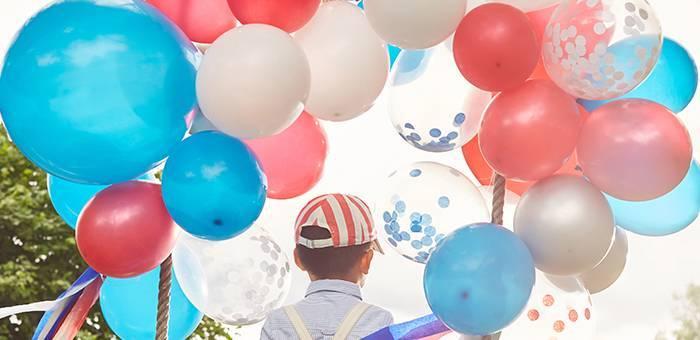 Arches de ballons