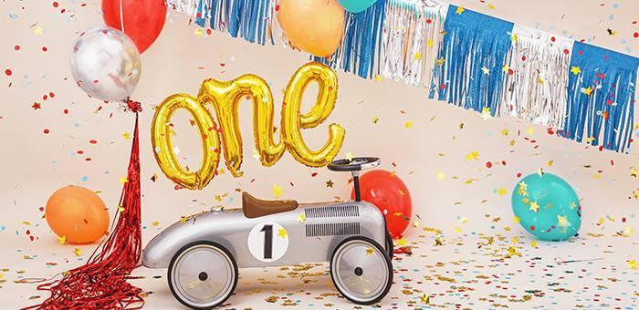 Une sélection de ballons en forme de lettre pour toutes vos fêtes
