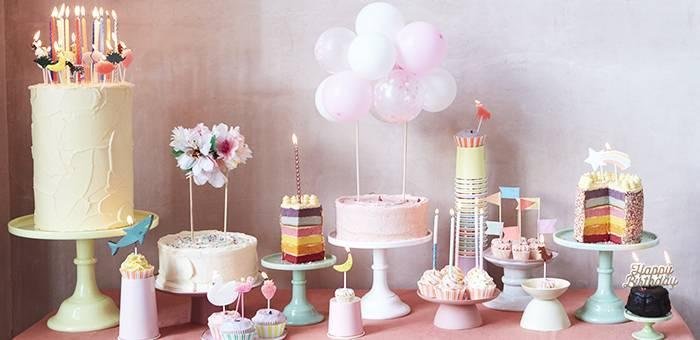 Bougie anniversaire pour sublimer vos gâteaux
