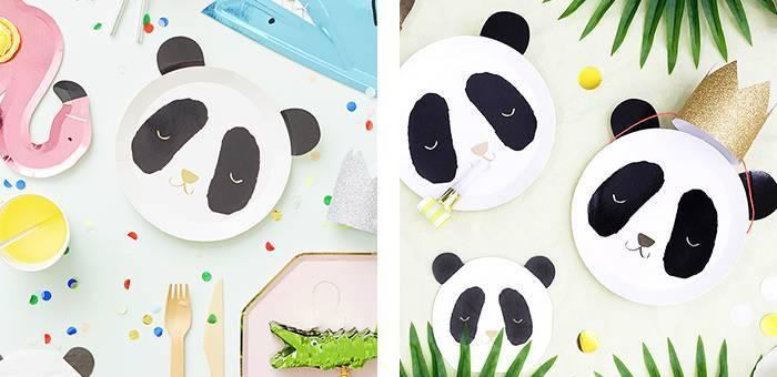 Anniversaire Panda : Toute la déco pour un anniversaire réussi !
