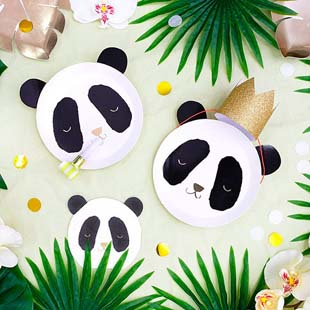 Sub-category: Anniversaire Panda
