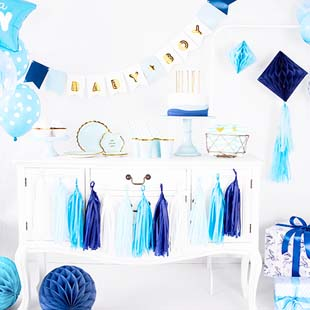 Sub-category: Baby shower garcon