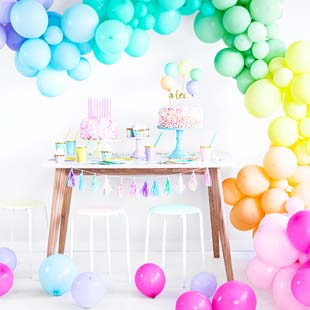 Sub-category: Baby shower pastel