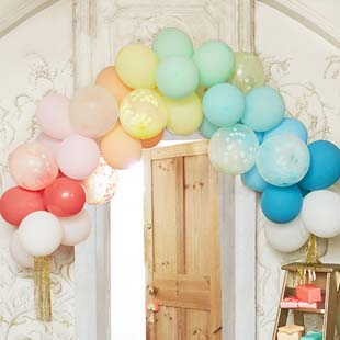 Sub-category: Anniversaire par couleurs